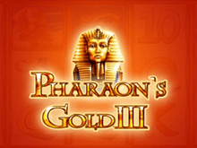 Автомат Вулкан Pharaohs Gold III