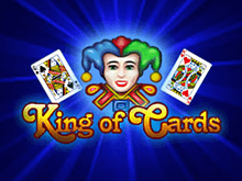 King Of Cards от казино Вулкан
