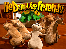 Ned And His Friends — слот о Неде и его питомцах